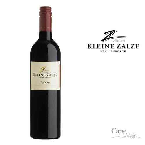 "KLEINE ZALZE Pinotage ""Cellar Cellection""2018"