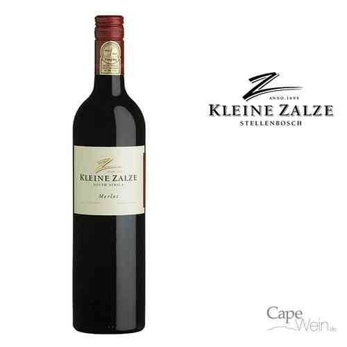 "KLEINE ZALZE Merlot ""Cellar Sellection""2017"