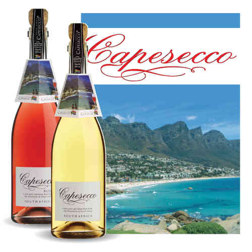 Testpaket Capesecco Rose & Blanc