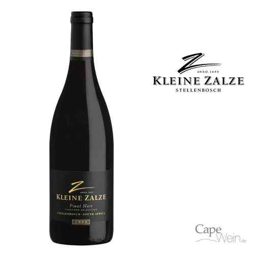 "KLEINE ZALZE Pinot Noir ""Vineyard Selection"" 2016"