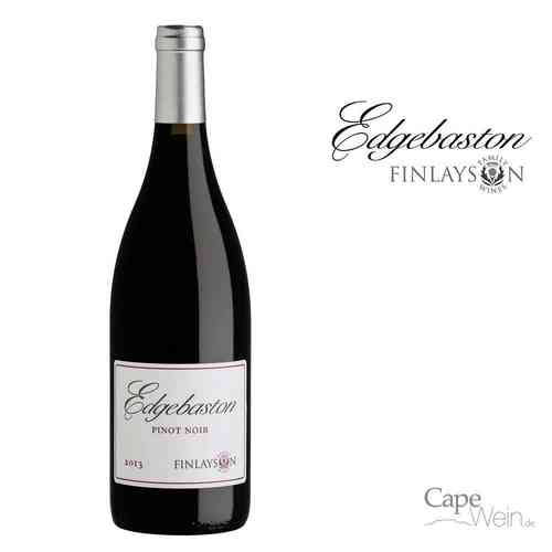 Edgebaston Pinot Noir 2013