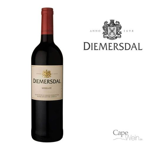 "DIEMERSDAL Merlot ""Estate"" 2015"