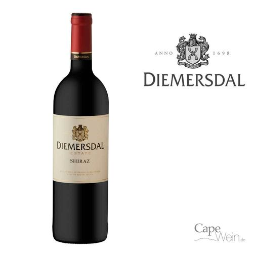 "DIEMERSDAL Shiraz ""Estate"" 2016"
