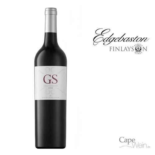 "EDGEBASTON GS Cabernet Sauvignon ""David Finlayson Edition"" 2016"